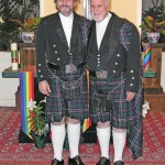 Wedding Photo of Joe and Bob Shore-Goss