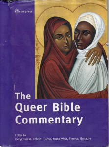 Queer Bible Commentary Cover Photo