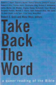 Take Back The Word Cover